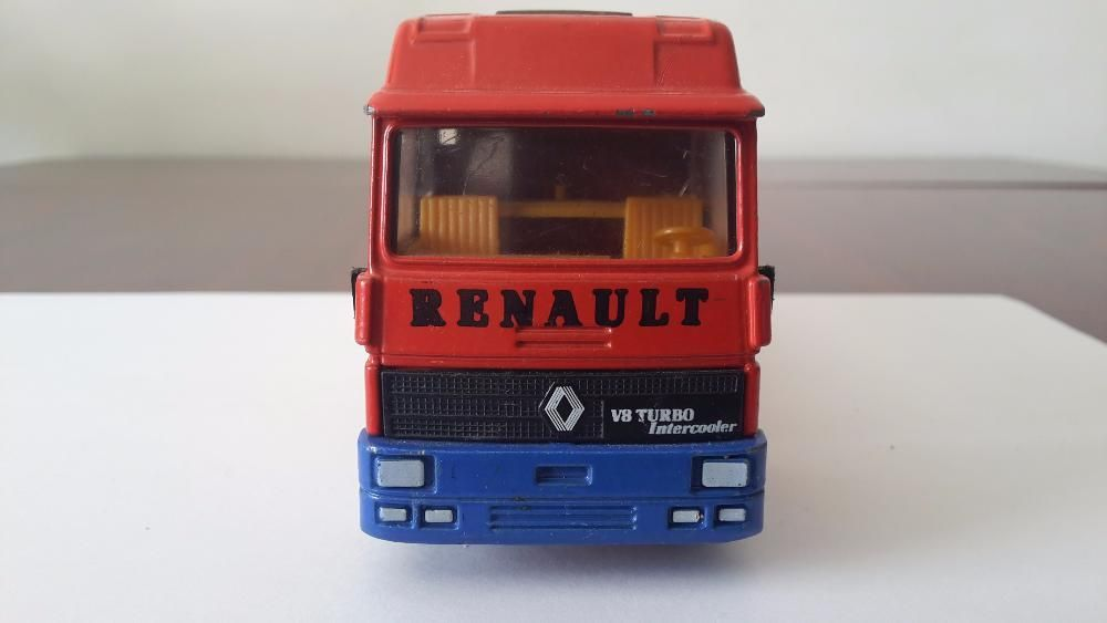 Macheta Renault V8 Turbo Intercooler