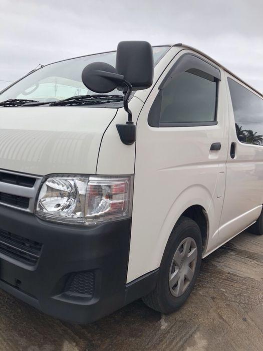 Toyota Hiace Maputo - imagem 5