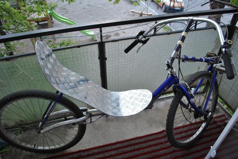 bicicleta REKUBENS