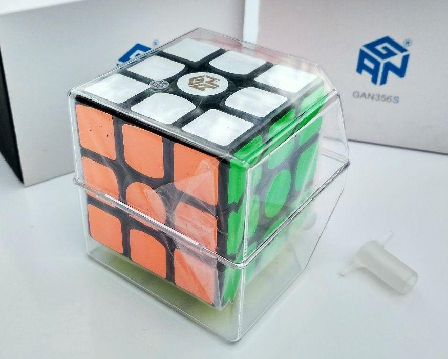 GAN 356 S Advanced-Cub Rubik 3x3x3
