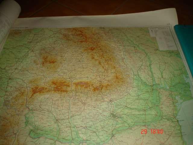 harti didactice geografie geologie hidrologie seismica, tub transport