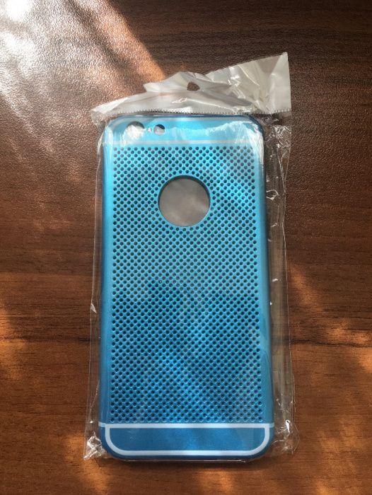 Продавам нов вентилиран калъф, кейс за iPhone 6 / 6s с протектор