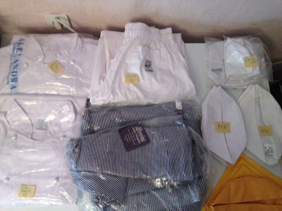 Îmbrăcăminte bucatar