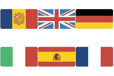 Línguas Europeias