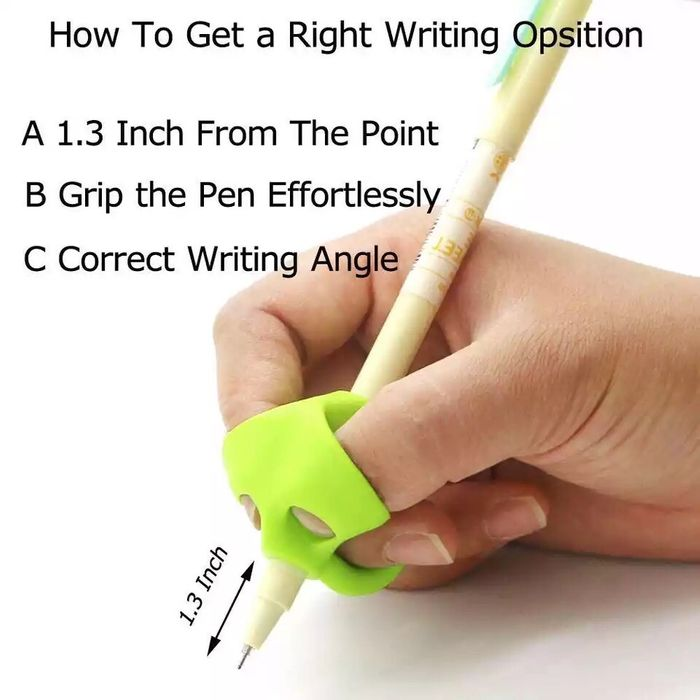 Ajutor de scris 3 degete