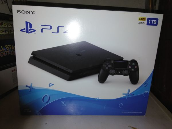 ps4 1tb and 2tb