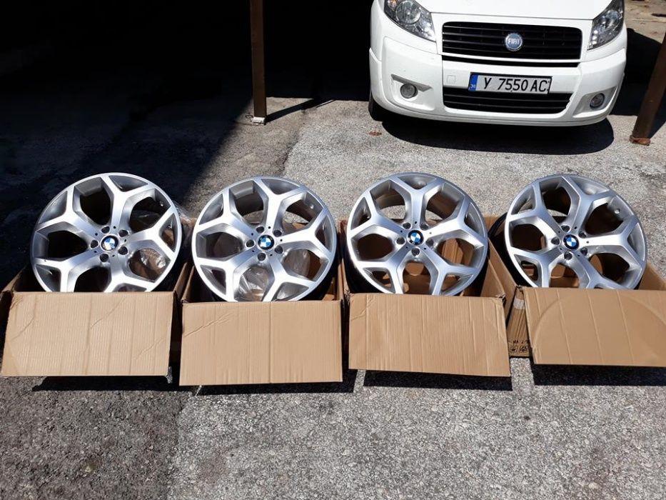 Джанти style 214 за БМВ Х5 Х6 20'' цола BMW X5 X6 e53 e70 e71 Нови гр. Елхово - image 10