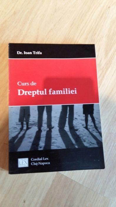 Carte dreptul familiei