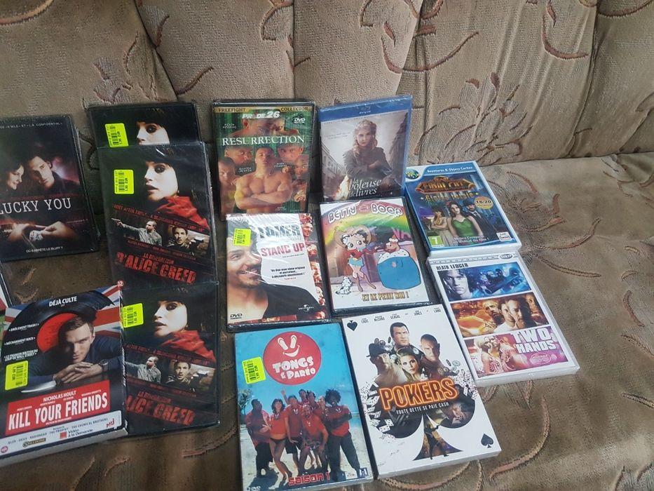Dvd-uri cu filme/noi/sigilate/ieftin
