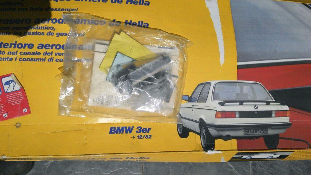 Продавам чисто нов оригинален спойлер за багажник Хела за BMW БМВ е21