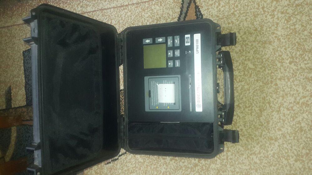 Analizator potarabil de rețea UPM 6 100