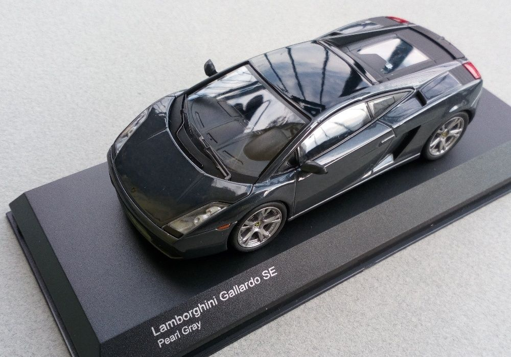 Macheta Lamborghini Gallardo SE 1:43 Kyosho