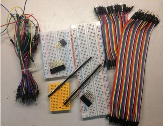 Prototipagem Descobrir Electrónica