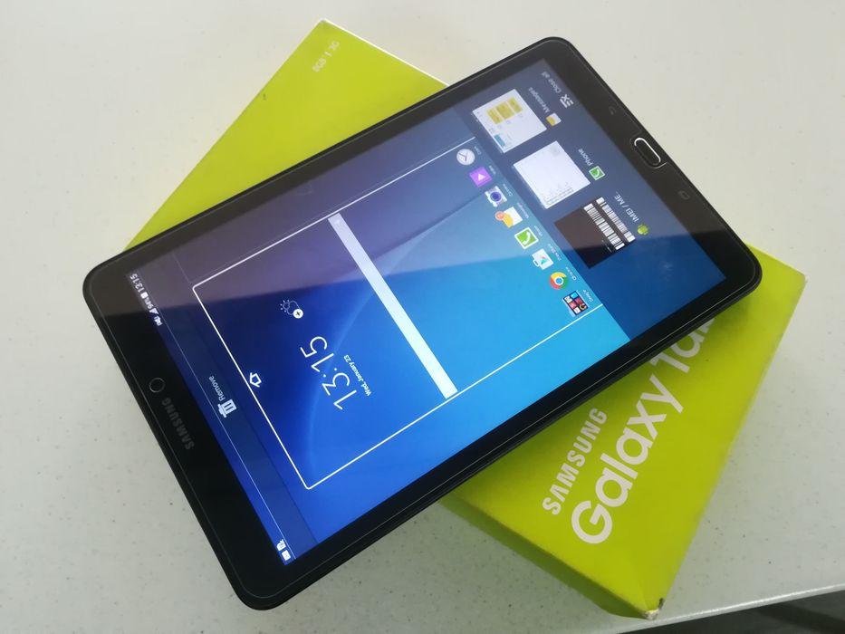 Samsung Galaxy tab E selado com todos acessórios