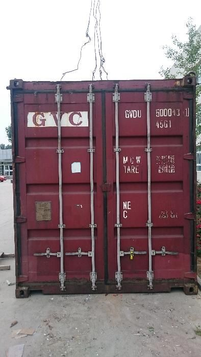 Продам контейнер морской и жд 40 футовый в Астане