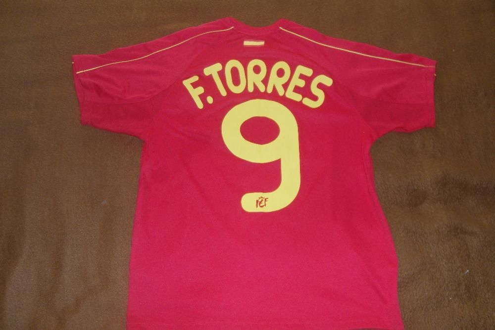tricou nationala Spaniei