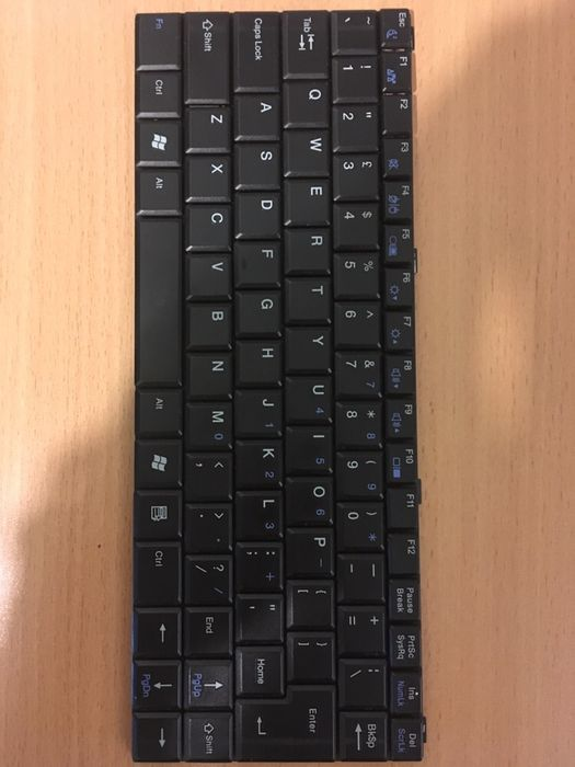 Tastatura mini laptop Elonex Webbook V0761EMBK1