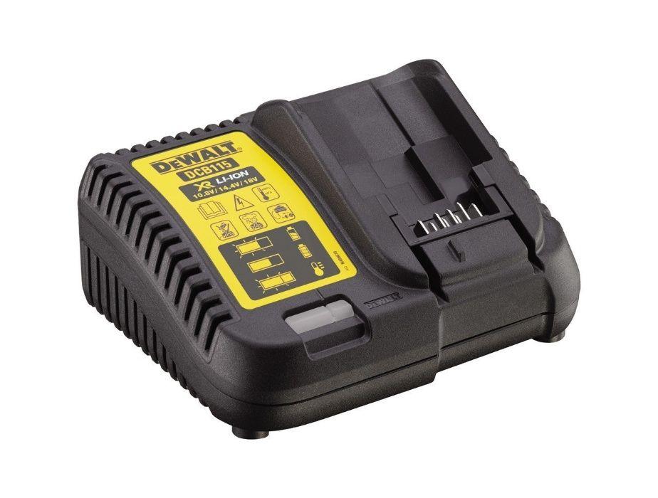 Зарядно устройство DeWALT DCB115 , 10.8-18.0 V , Li-Ion