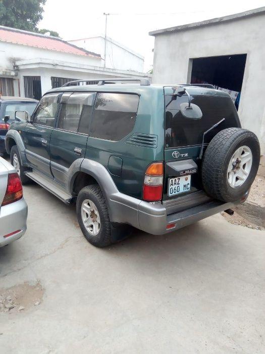 Toyota Prado Bairro do Mavalane - imagem 2