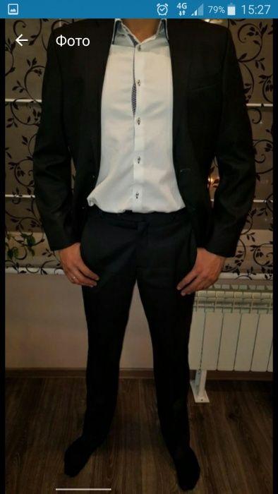 d75d83f9fd8f Продам костюм мужской,цвет темно серый, размер50-52 Алматы - изображение 2