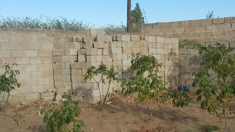 Vende-se propeidade de terreno no bairro de kumbeza áá