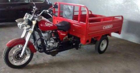 Motorizada 3 Rodas Kupapata