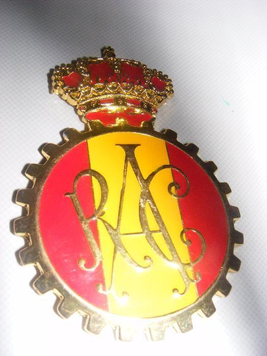 placheta,distinctie,insigna,10 cm inalt,sigla regala zodia rac,bijuter