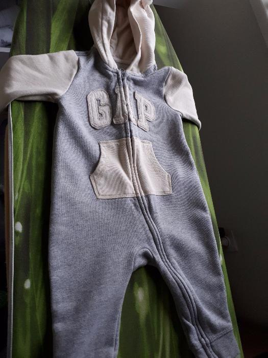 Бебешки дрехи пролет/есен момче 6-9 и 6-12 м, ромпер, яке, дънки и др.