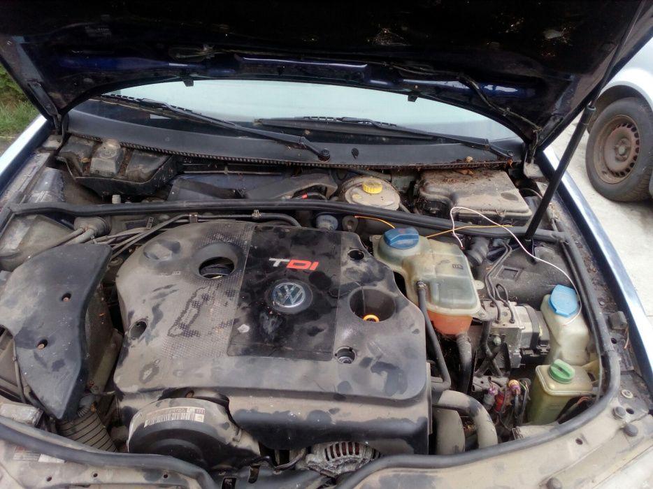 Capac motor vw passat b5 ajm/atj