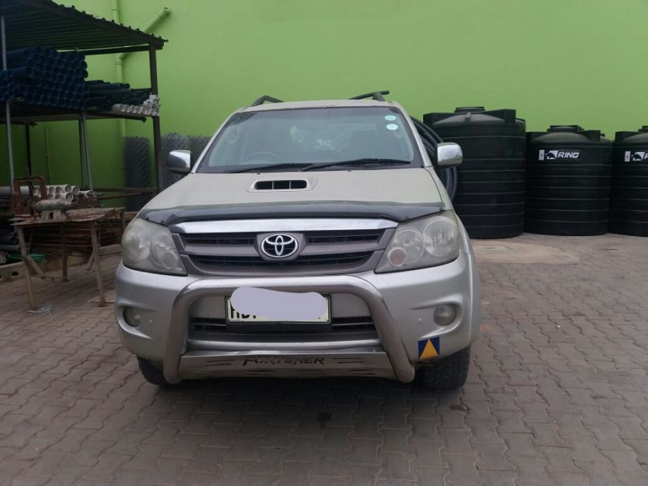 Toyota Fortuner matricula Estrangeira Legal...p.5.0