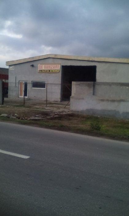 Vand constructie caramida hala industriala birouri magazin utilat