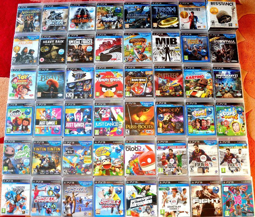 Нови игри ps3 ps4 за Sony move controller