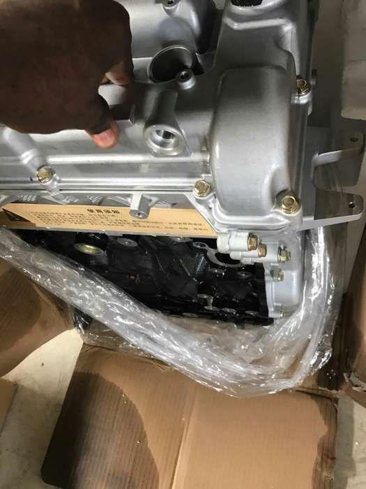 Motor de Chevrolet es Venda N300 Nova na Caixa