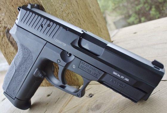 Pistol airsoft co2 MODIFICAT taurus p99 dao p66 full metal reculCA NOU
