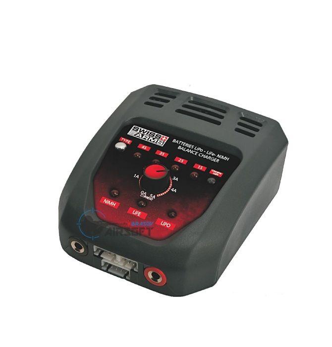 Incarcator acumulatori AEG LiPo/LiFe/NiMh Smart