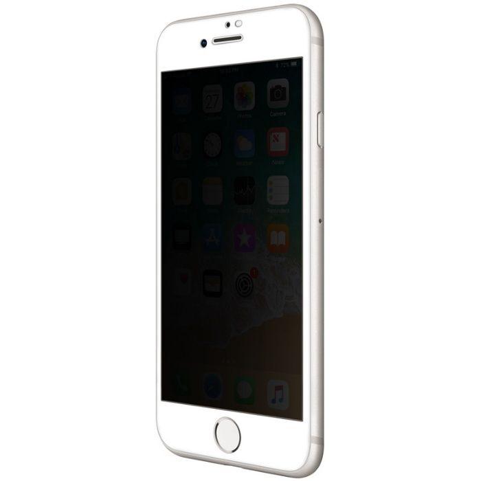 Folie sticla Privacy iPhone 7, 8, 7Plus, 8Plus