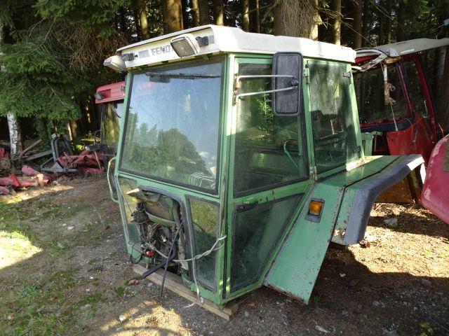Cabina tractor Fendt