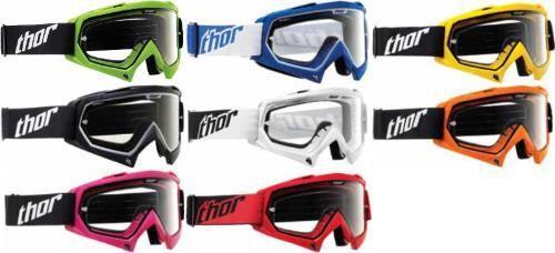 Очила за крос / Кросови очила Thor S14 Enemy неон Нови!