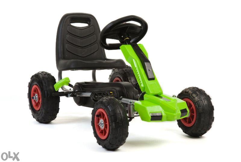 Детски картинг с педали Go Cart 28