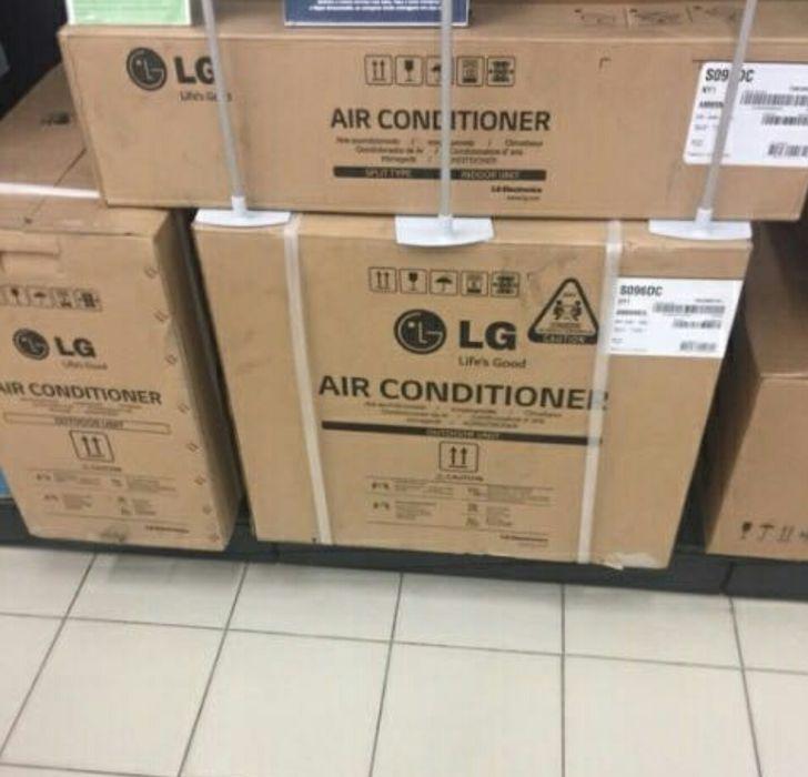 Ar condicionado de 12Btu