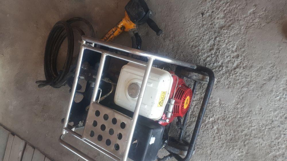 Picamar hidraulic