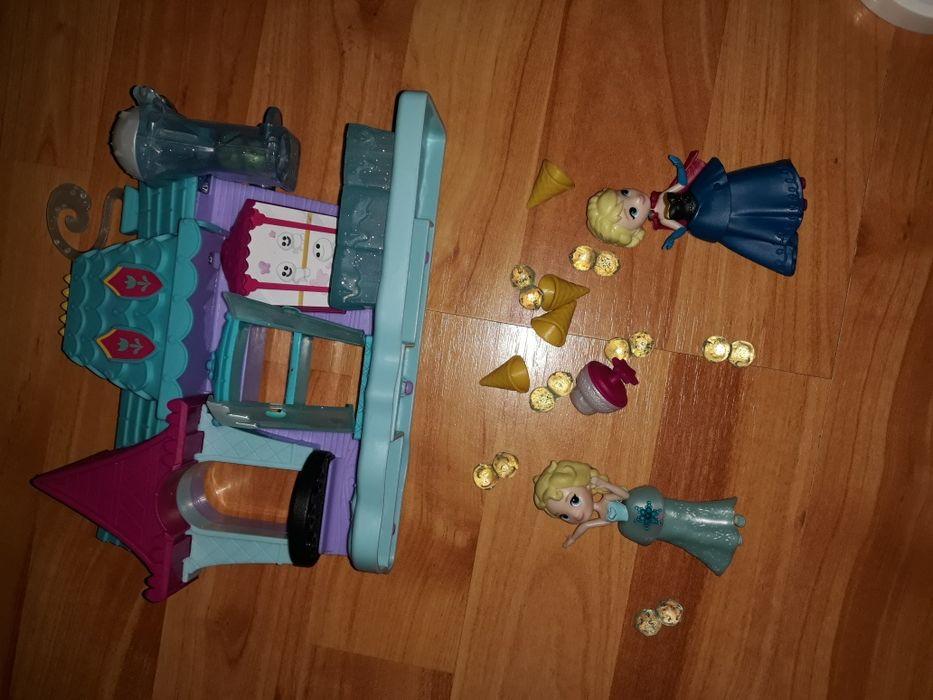 Set,Casuta, magazin , castel Elsa, frozen