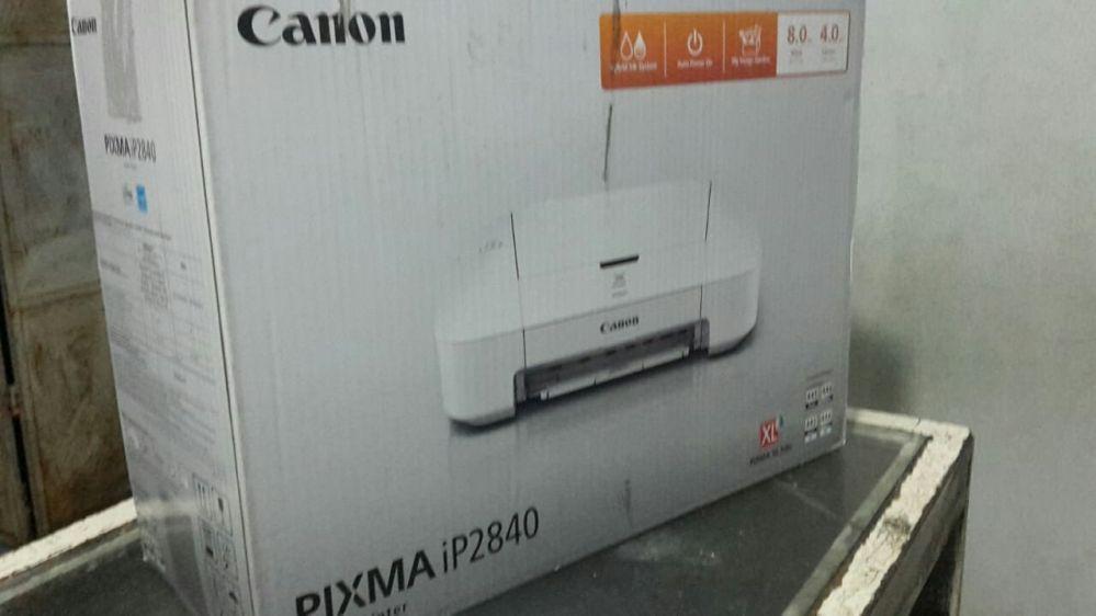 Impressora nova