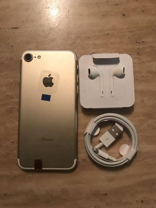 IPhone 7 Novo Dourado