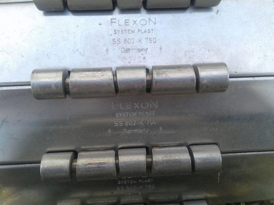 Lantiuri noii transportoare inox SS 802-K750