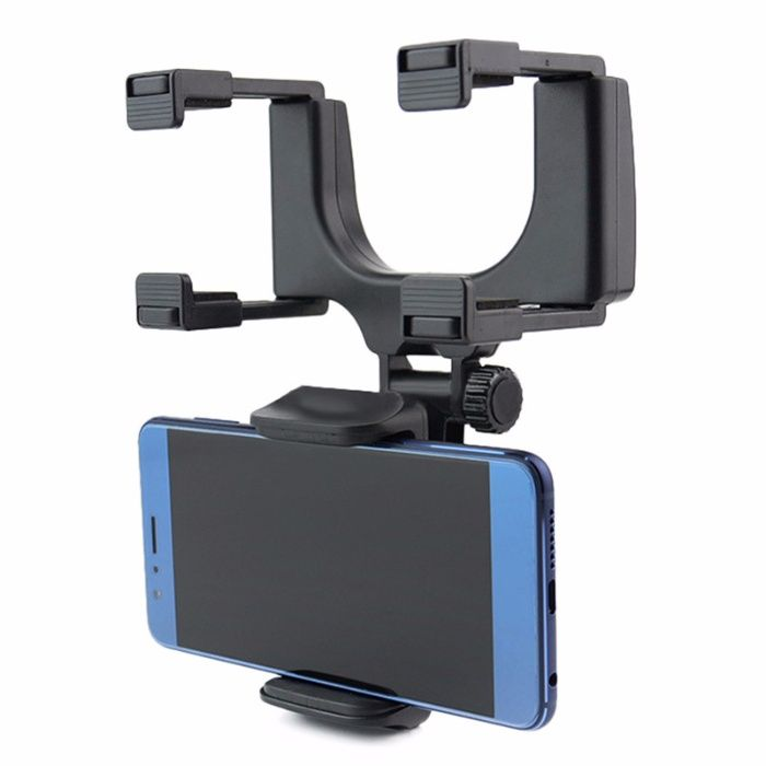 SUPORT TELEFON Car Rearview Mirror Mount Holder Stand Cradle