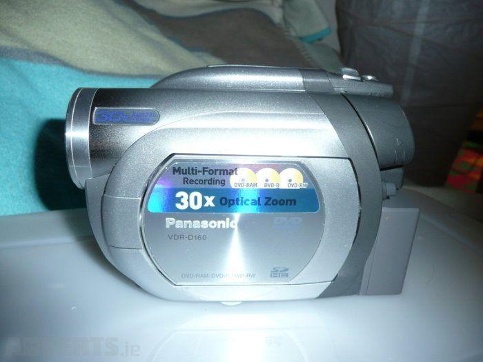 Camera video Panasonic VDR D160