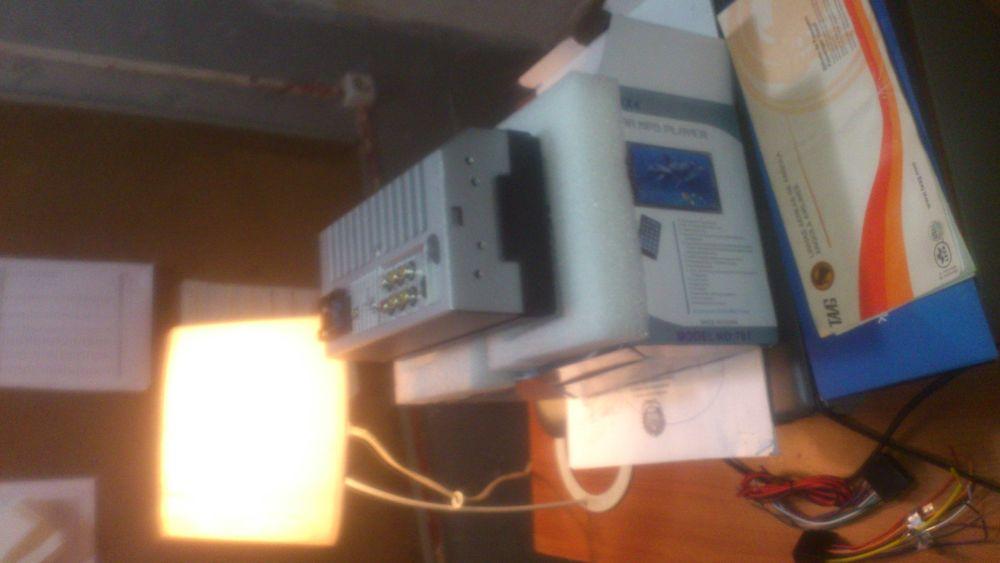 Rádio/Reprodutor Digital Com Camera HD