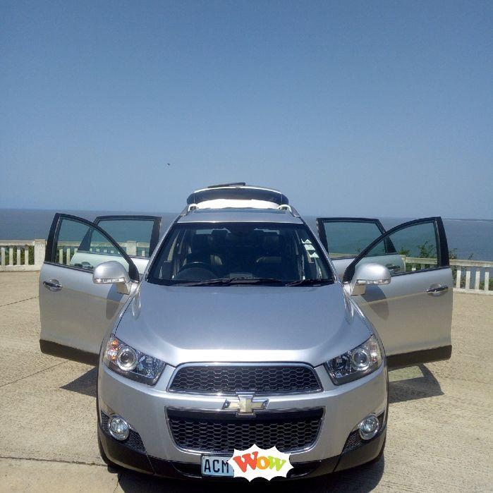 Chevrolet | Captiva LTZ | 2012 | Automático | Diesel | 2.3cc | AWD