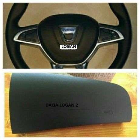 Kit airbag uri Dacia Logan-Logan MCV-Sandero-Stepway 2016-2017
